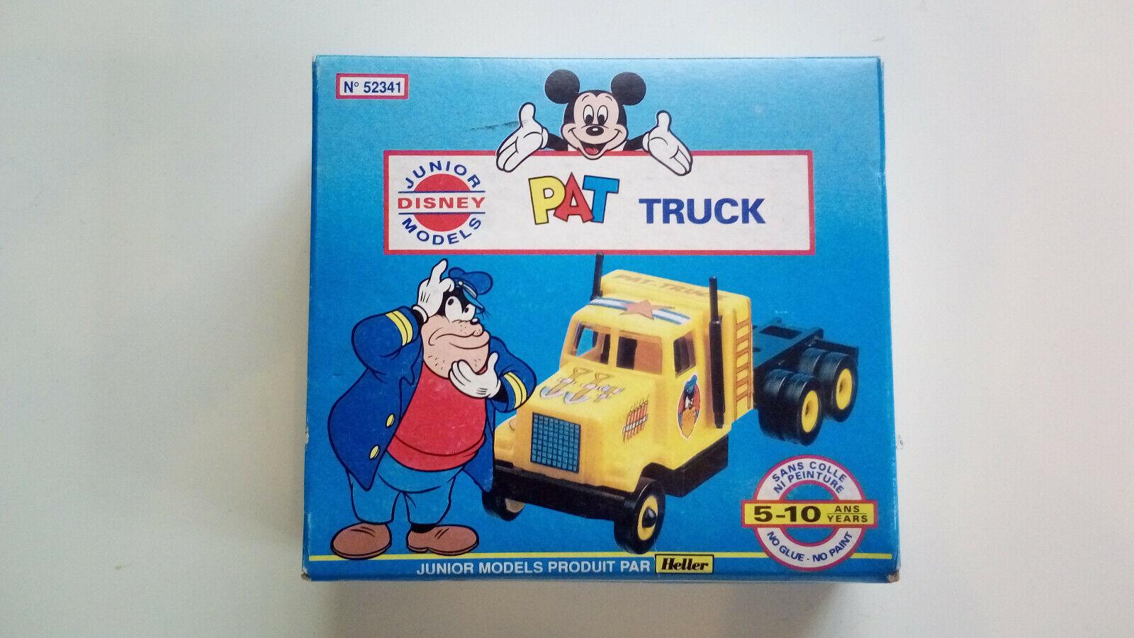 Vintage Junior Model Pat camion de HELLER no. 52341  new & neuf dans sa boîte
