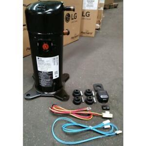 Details about LG SQA026KAZ/1PSQA026KAZ 2 TON AC/HP SCROLL COMPRESSOR,  208-230/60/1 R22/R407C