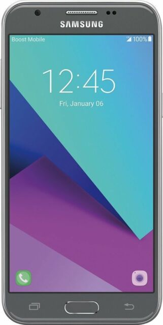 Unlocked Samsung Galaxy J3 Prime SM-J327P 16GB Android 4G LTE Smart Cell Phone