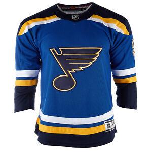 big sale 5d605 c374f Details about OuterStuff NHL Youth St. Louis Blues Vladimir Tarasenko #91  Premier Home Jersey