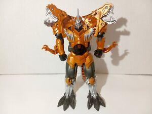 Grimlock Transformers Age of Extinction Flip & Change Dinobot T-Rex Dinosaur Toy
