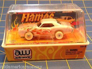 Auto World 69 Pontiac GTO Conv iWheels White Lightning from Mid-America