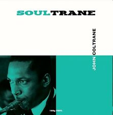JOHN COLTRANE - SOULTRANE  VINYL LP NEU