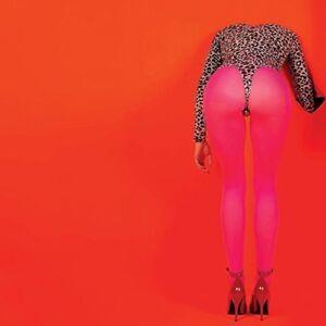 St-Vincent-Masseduction-New-Vinyl-LP-Explicit-Pink-Colored-Vinyl
