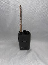 Motorola Spirit Mv11c Two Way Radio Vhf Business Band With Battery