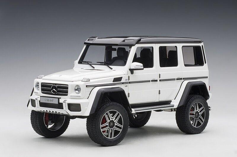 76316 Mercedes-Benz G 500 4x4-2 2016 , 1 18 Autoart
