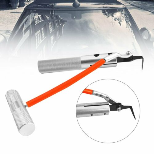 Car Auto Windshield Remover Window Glass Seal Kit Removal Repair Hand Tools en