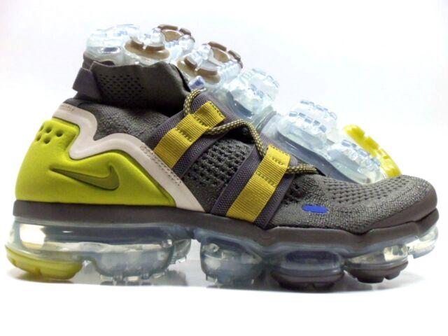 best loved be0bd d076c Nike Air Vapormax FK Utility Flyknit Ridgerock Peat Moss Ah6834-200 Size 10