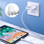 miniature 12 - Wholesale 20W PD Fast Power Adapter USB-C to iPhone Charger Cable For Apple 12 8