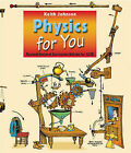 Physics for You - National Curriculum Edition for GCSE by Lawrie Ryan, B.A. Johnson (Paperback, 2001)
