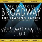 My Favorite Broadway: The Leading Ladies by Various Artists (CD, Nov-1999, Tvt Soundtrax)