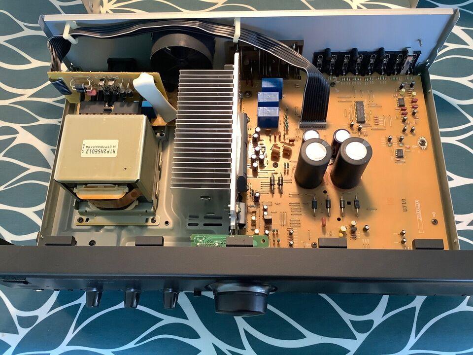 Integreret forstærker, Technics, SU-V620 M2