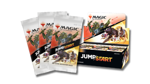 Magic-Jump-Start-Booster-Box-Factory-Sealed-Presale
