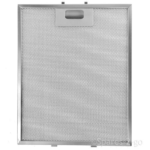 Treillis métallique filtre pour Creda hotte Ventilateur Extracteur vent 320 x 260 mm