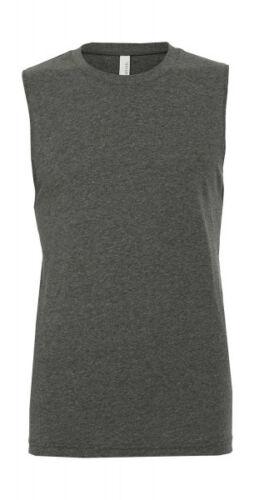 Canvas Herren Men´s Jersey Muscle Tank Top Muskelshirt T-Shirt S M L XL XXL Neu