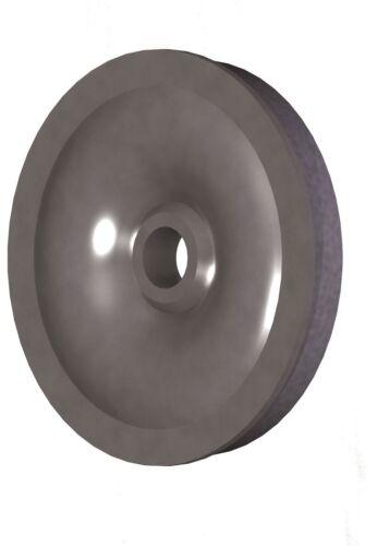 aufvulkanisierter EPDM-Auflage Ø 5mm Edelstahl A2 blank REISSER Dichtscheiben m