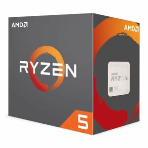 AMD Ryzen 5 2600X Processor 16 MB Cache 3.6 GHz AM4 6 Core 12 Thread Desktop CPU 730143309226
