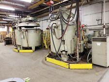 Top Loading Lindberg Vacuum Furnace 1700 Degree Model 22gr 3830 Heat Treating