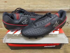 NOS-Mitre-Tatu-Star-Soccer-Size-10-Athletic-Outdoor-Cleats-Shoes-Vintage-NEW