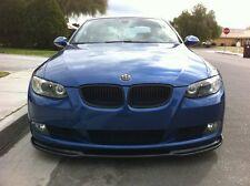 BMW 07-09 E92 2D COUPE & E93 CONVERTIBLE H STYLE CARBON FIBER FRONT LIP *USA*