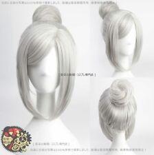 Anime Manga Prison School Shiraki meiko Cosplay Wig Hair Cos+Track +Free Cap