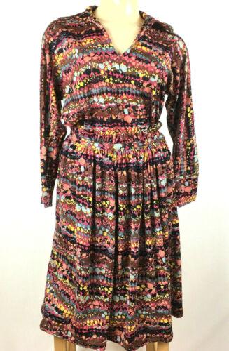 Vtg MISSONI Italy Nan Duskin Womens 44 Small Skirt