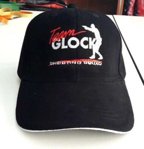 """/""""Team GLOCK/"""" Cap NEU KOSTENLOSER VERSAND!"""