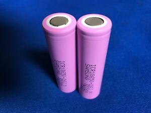 2-of-Samsung-ICR18650-26JM-UN-Liion-3-7v2600mAh-For-All-Communication-equip