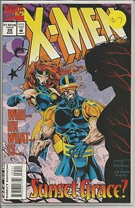 X-Men-Very-Good-1990s-Dust-Jacket-English-Modern-Paperback-Superhero-Comic