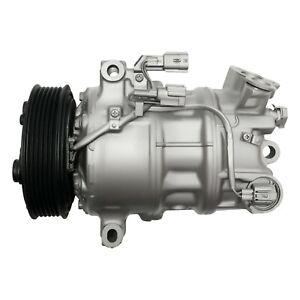 New A//C Compressor For Nissan Sentra Tsuru 1.8L 2013-2015