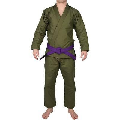 Sporting Goods Custom Made Tattico Esercito Verde Oliva Jiu-jitsu Brasiliano Gi Bjj Kimono