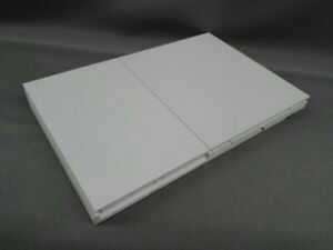 Sony-Playstation-2-Slim-White-SCPH-90000-Console-ONLY-Japan-Import-Free-Shipping