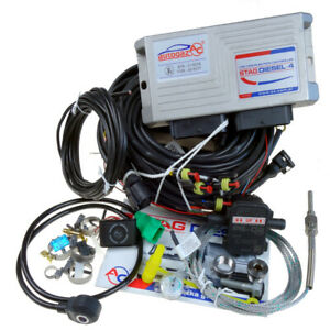 Sequence-AC-STAG-DIESEL-4cyl-Electronic-parts-ECU-Controller-KIT