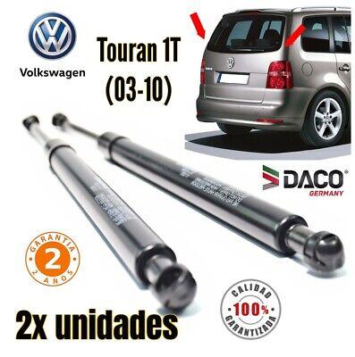 2x portón trasero de resorte de gas para VW Touran 1T0827550C