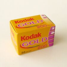 Pellicule Kodak Gold 200 asa - 24 poses - Lomographie - 24x36