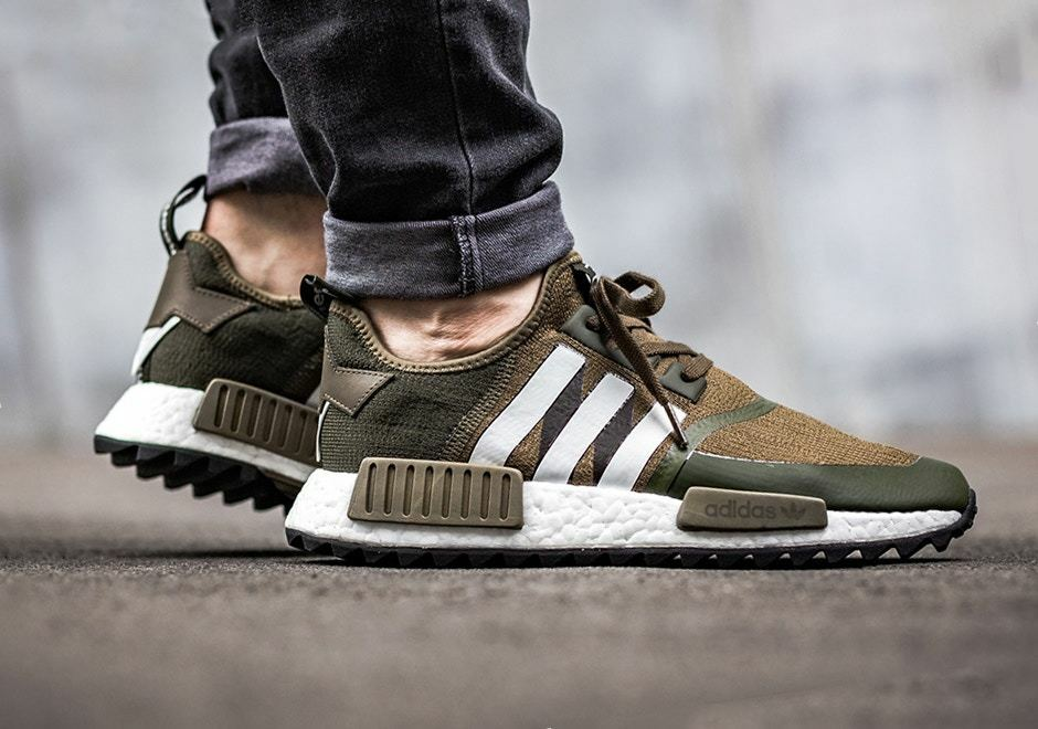 Adidas WM NMD Trail PK size CG3647. 12.5 Olive White Mountaineering. CG3647. size ultra boost 590317