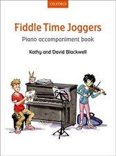 Fiddle Time Joggers - Piano Accompaniment Book - Kathy & David Blackwell