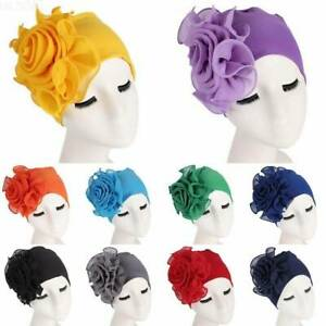 Muslim-Womens-Flower-Cancer-Chemo-Hat-Hijab-Hair-Loss-Head-Scarf-Turban-Wrap-Cap