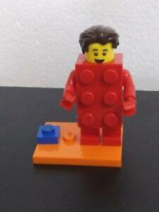 Lego Minifigures Series 18 Brick Suit Guy