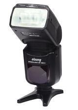 Oloong SP690II i-TTL Auto Zoom Flash Speelite Speelight +Diffuser for Nikon DSLR