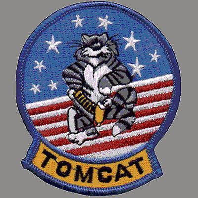Aviation Patch F14 TOMCAT US Air Force F 14 Top Gun
