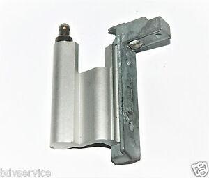 HUECK-Ecklager-Eckband-908972-DIN-Rechts-F1-Aluminium-natur
