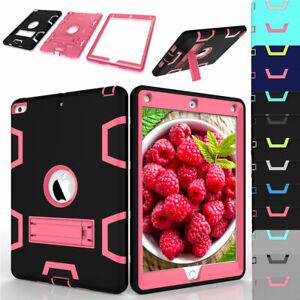 Heavy-Duty-Hybrid-Hard-Case-For-iPad-6th-Generation-9-7-034-2018-A1893-A1954-Tablet