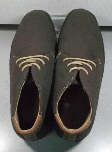 Msbt50 herenschoenen M laarzen stof Johnston maat 10 Murphy bruine 5931213 5 d5pad7