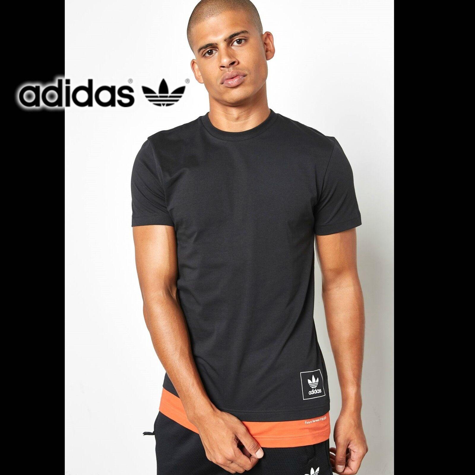 Adidas Originals Ανδρικά Ξ₯ποδΞ�ματα ΣύνδΡσμος Tee T Shirt Top ΓυμναστΞ�ριο ΔωρΡάν Tracked Post