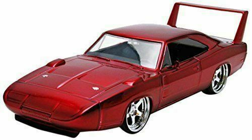1 24 jada dodge charger daytona 1969 rot fast furious 97060 g nstig kaufen ebay. Black Bedroom Furniture Sets. Home Design Ideas