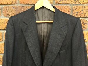Zegna Austin Reed Mens Suit Sports Jacket Made In Italy 44 Ebay