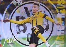 MARCO REUS - A1 Poster (XXL - 80 x 55 cm) - Fußball BVB Dortmund Fan Sammlung