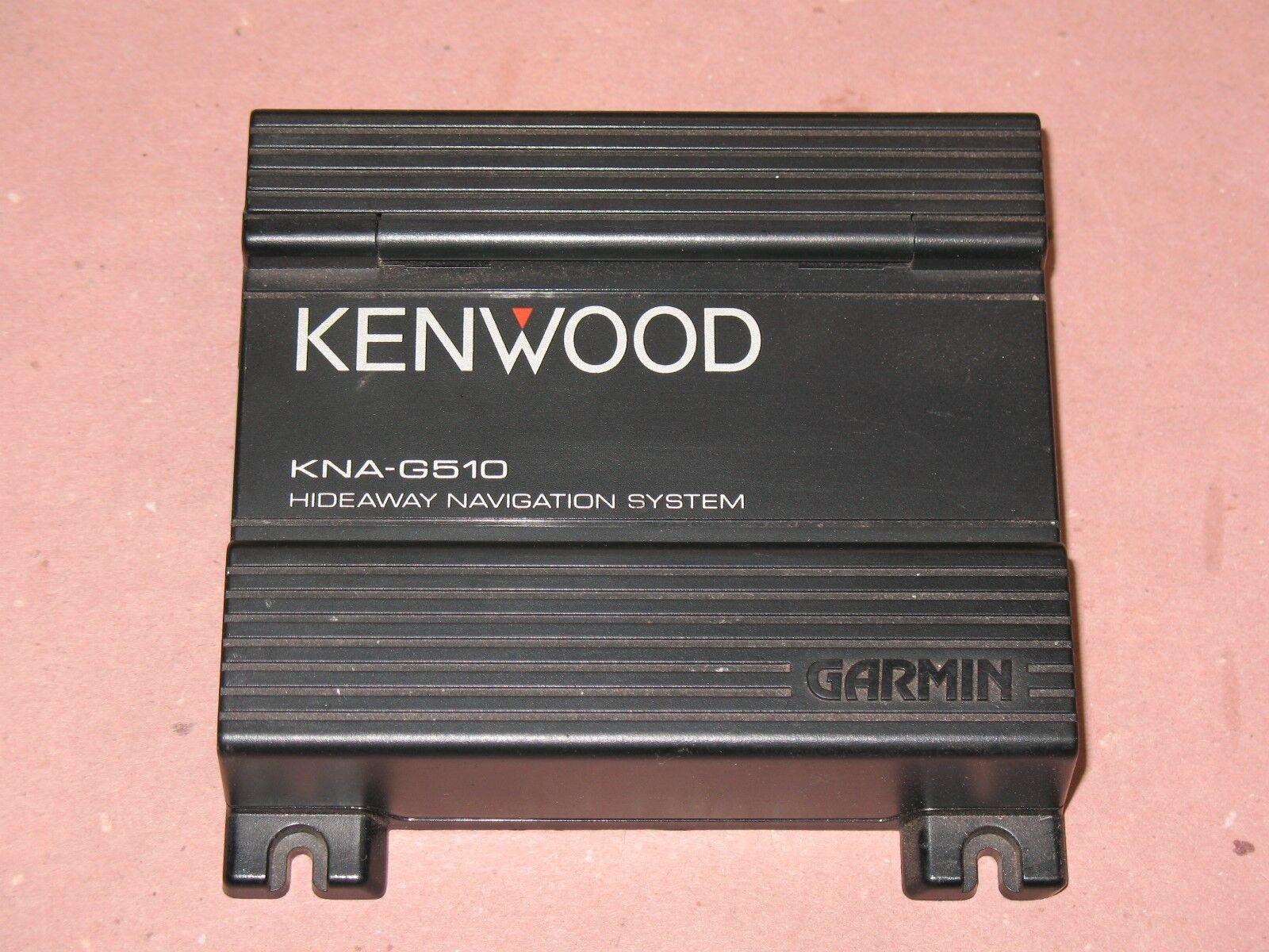 Kenwood KNA-G510 Montaje Remoto De Navegación Para Kenwood Multimedia autorradios