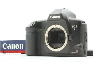 [Top MINT STRAP] Canon eos-3 eos 3 35mm SLR Film Camera Body From JAPAN